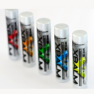 XBalm Extreme Protection Lip Balm With SPF 15 - 5 Pack