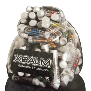 XBalm Extreme Protection Lip Balm With SPF 15 - 100 count Globe